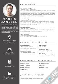 Curriculum Vitae Template For Word Curriculum Vitae Example Word Template Best 25 Cv Templates Ideas On