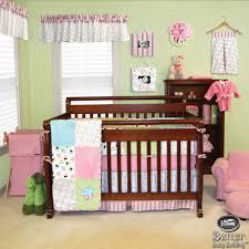 good looking baby nursery room design with baby crib bedding set heavenly baby nursery
