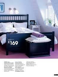 hemnes bedroom furniture. Hemnes Bedroom, Black Bed, Light Bedding And White Side Table. Bedroom Furniture