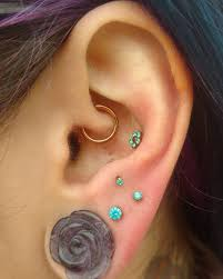 20 Gorgeous Examples Of The Daith Piercing That Will Make You Want