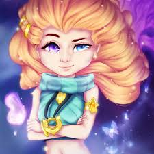 Rebekka Tveit - League of Legends Zoe