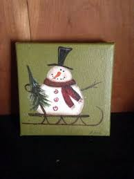 Simple Christmas Designs To Paint 55 Mind Blowing Canvas Painting Ideas For Beginner To Pro