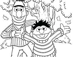 sesame street coloring pages. Brilliant Pages Sesame Street Coloring Pages Birthday   Inside Sesame Street Coloring Pages