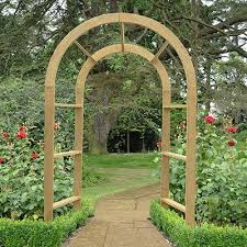 garden design ideas for garden arches