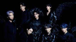 BTS Map of the Soul 7 All Members Black ...