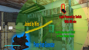 fallout 4 how do i connect power to a light bulb? arqade 4 Wire Strobe Light Wiring Diagram diagram of how to connect power to a light bulb 4 Wire Trailer Wiring Diagram