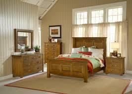Distressed Bedroom Furniture Sets Hillsdale Outback Panel Bedroom Set Distressed Chestnut 4321p