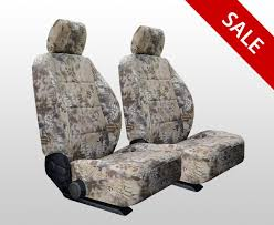 luxury kryptek camo seat covers