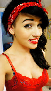 Pin Ups Hair Style how to pin up hair youtube 7015 by wearticles.com