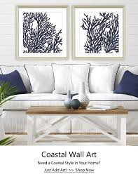 With these sophisticated coastal living rooms, you'll be inspired to take on your beach or lake house with a modern design eye. Caron S Beach House Coastal And Nautical Home Decor