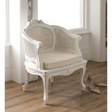 la roce antique french style rattan chair