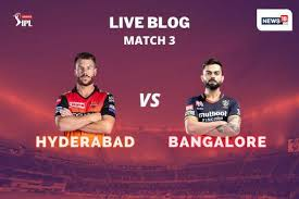 Chennai weather update, rcb vs srh: Ipl 2020 Srh Vs Rcb Today S Match In Dubai Highlights As It Happened
