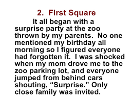 school essay on my birthday party composition my birthday party