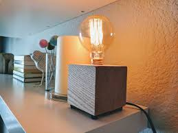 Diy Wood Block Lamp 6 Steps With Pictures