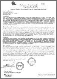 Informe Financiero Informe Financiero Trimestral