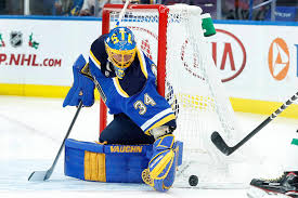 Vending Machine Worker Impressive St Louis Blues Dress Vending Machine Worker As Emergency Goalie