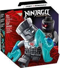 LEGO® Ninjago - Battle Set: Zane vs. Nindroid 71731 (2021) ab 7,47 € / 25%  gespart (Stand: 29.03.2021) | LEGO® Preisvergleich brickmerge.de