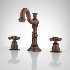 widespread bathroom faucets. Roseanna Widespread Bathroom Faucet - Porcelain Cross Handles Oil Rubbed Bronze Faucets L