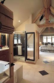Lovable Master Bedroom With Open Bathroom 17 Best Ideas About Open Bathroom  On Pinterest Open Bathroom