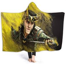 Download, share or upload your own one! Amazon Com Essyss11 Loki God Of Evil God Of Lies Hooded Blanket Oversized Warm Adult Blanket With Soft Anti Pilling Flannel For Adults Kids 3d Print 80x60 Inch Home Kitchen