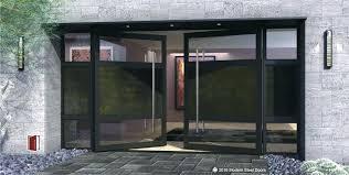 glass front doors uk pivoting front door glasetal doors metal front doors glass front
