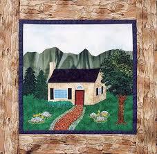 Landscape Quilt Patterns | Outdoor Goods & Landscape Quilt Patterns - Landscape Quilt Patterns Machine Quilting  Patterns-tips On Adamdwight.com