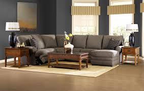 sectional with chaise and recliner. Beautiful And Traditional Coffee Table Ergonomic Sectional With Chaise And Recliner In  Gray Living Room Intended