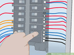the best way to change a circuit breaker wikihow image titled change a circuit breaker step 9