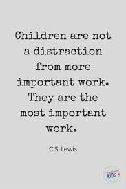Distraction Quotes Magnificent Christian Art Prints Nursery Wall Art Children Are The MOST