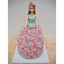 Barbie Cake Bake And Co