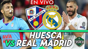 🚨 HUESCA vs REAL MADRID EN VIVO 🔴 NARRACION EMOCIONANTE LA LIGA - YouTube