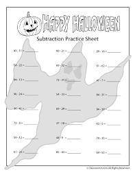 9+ halloween math worksheets | media resumed