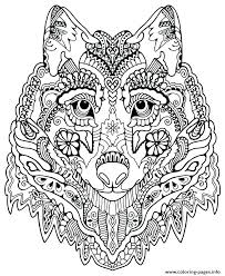 Detailed Mandala Coloring Pages For Adults At Getdrawingscom Free