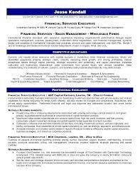 Financial Services Resume Resume Template Venture Capital Eigokei Net
