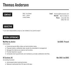 Build A Resume Online For Free Beauteous Build My Resume Online Free Colbroco