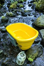 portable bathtub camping the first truly portable hot tub portable toilet camping canada