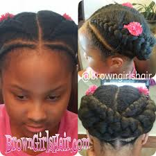 Top 5 Little Girl Hairstyles For Summer Brown Girls Style