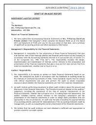 audit on compay company audit 29