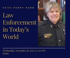 DavidsonLearns Presents Police Chief Penny Dunn | News of Davidson
