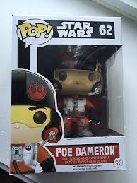 Star Wars Force пробуждает PoE демерон <b>Bobble</b>-Head-поп ...