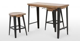 industrial bar top table tall table bar height table with leaf bar height table with storage high bar table and chair set