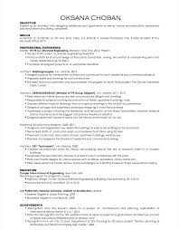 resume oc architect oksana choban resume