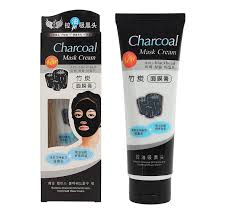 charcoal mask l off face mask cream blackhead remover for all skin types oil control 130gm