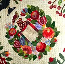2526 best Floral applique quilts images on Pinterest | Quilting ... & Sue Garman Gorsuch Family Quilt Circa 1840 Revisited - Margo Hardie Adamdwight.com
