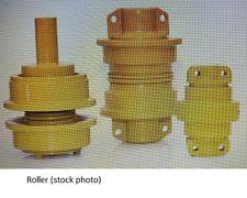 caterpillar 951 1181611 roller caterpillar cat dozer excavator loader 955k 951bc d5