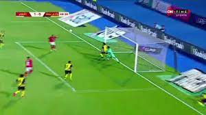 مشاهدة ملخص مباراة وادي دجلة 1-2 الأهلي بتاريخ 2021-08-05 الدوري المصري -  الشامل الرياضي