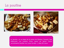 Resultado de imagem para IMAGENS DE COMIDAS DO CANADÁ