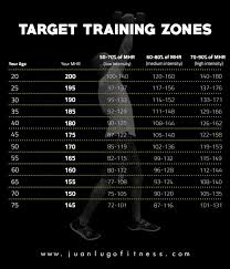 Cardio Training Zone Chart 4 Killer Workouts You Can Use With A Heart Rate Monitor