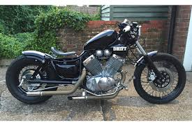 yamaha virago. yamaha virago 535 custom motorcycle mcn