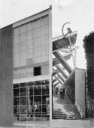 Павильон СССР на Международной выставке современных ...